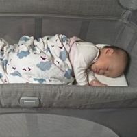 【育兒用品體驗】床邊床怎麼挑?就選cp值最高的Joie meet kubbie™ sleep多功能床邊嬰兒床