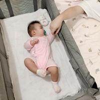奇哥Joie 多功能床邊嬰兒床 開箱體驗