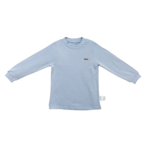 森林樂曲高領衫(高效蓄熱恆溫布)