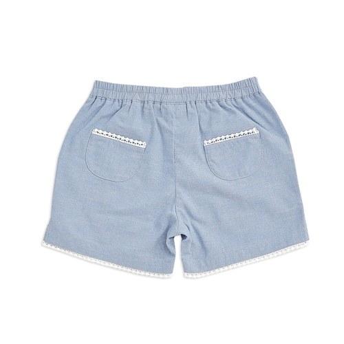 非洲渡假短褲