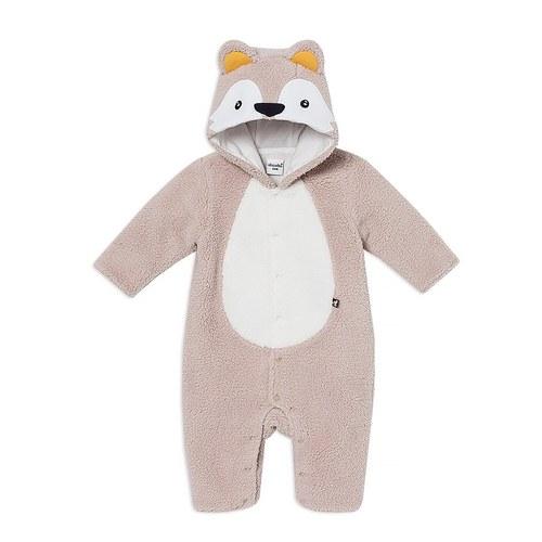 小狐狸長袖兔裝