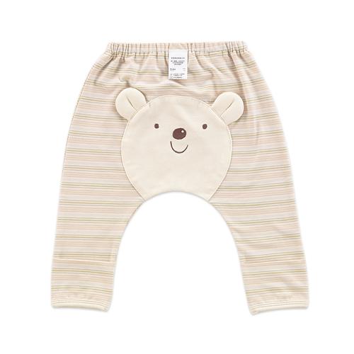 有機棉造型初生褲