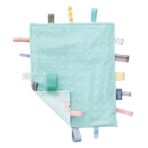 豆趣標籤響紙安撫巾