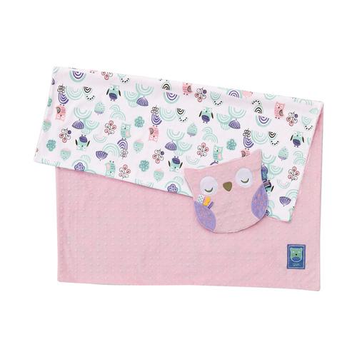 豆趣毯+安撫巾禮盒