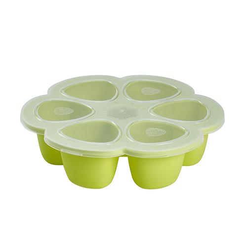 副食品矽膠儲存格-小(90mlx6格)