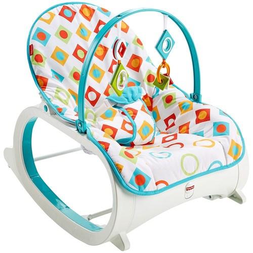 費雪嬰兒幼童安撫搖椅