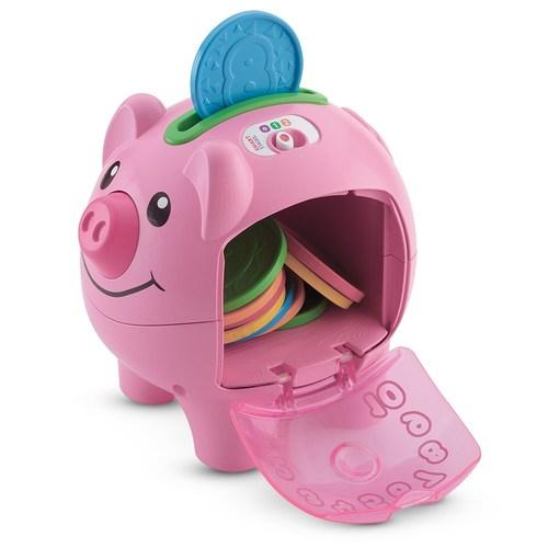 費雪智慧學習小豬撲滿