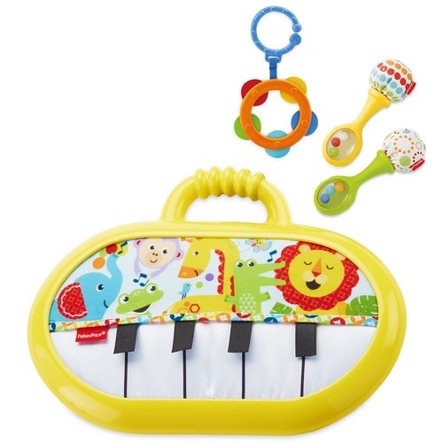 費雪經典小鋼琴禮盒組