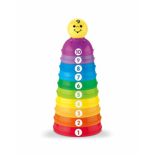 費雪彩虹疊疊杯