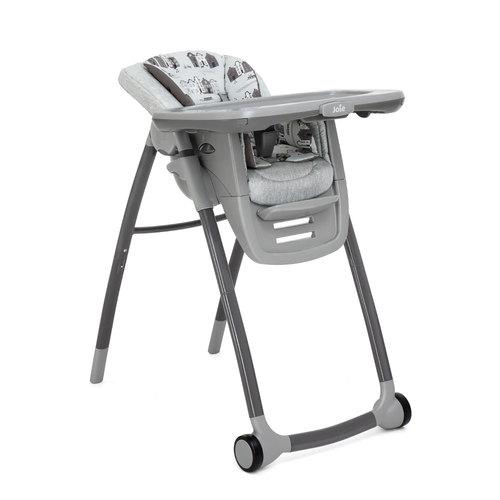 Multiply 6in1成長型多用途餐椅-灰