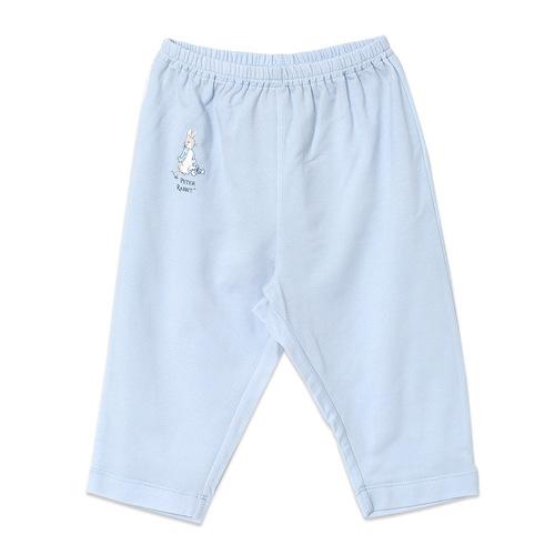 田園兔嬰兒長褲(水晶紗)