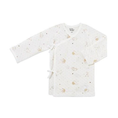 松果兔肚衣(羊毛保暖布)