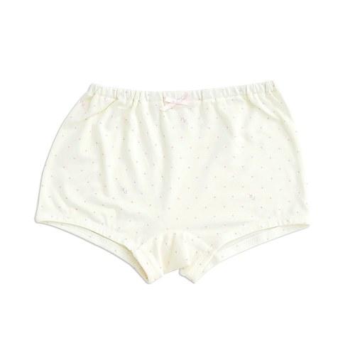 功能布女平口褲(美膚保暖纖維)