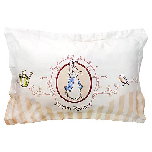 優雅比得兔充綿兒童枕
