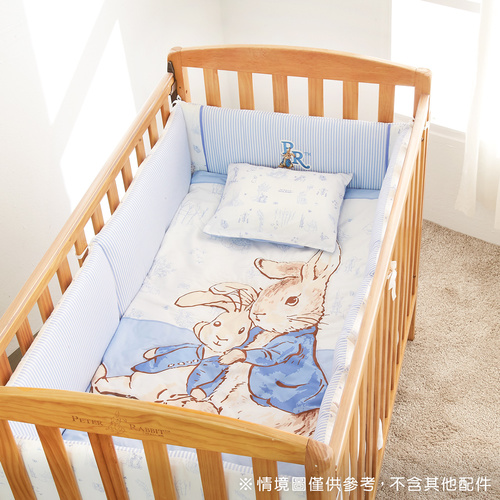 夢境比得兔六件床組(大床)