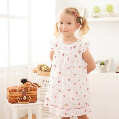 小草莓洋裝