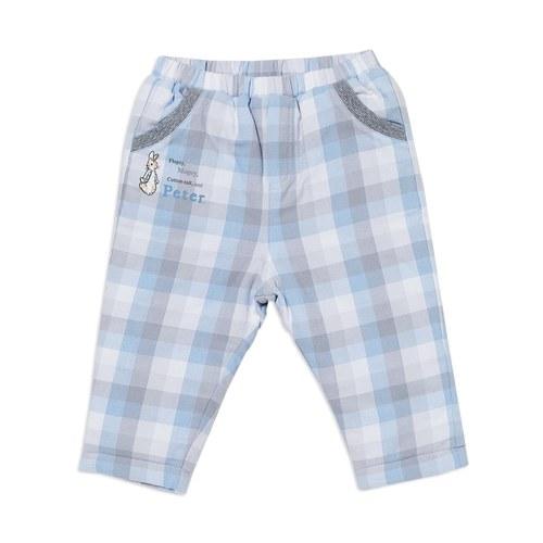 寶貝比得舖棉長褲-雙面穿