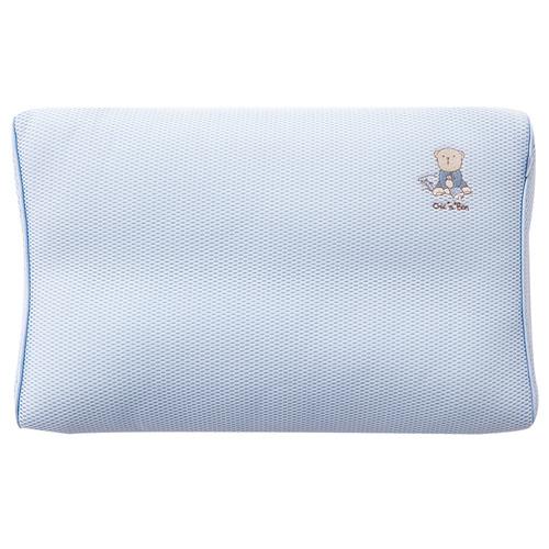 立體超透氣兒童枕