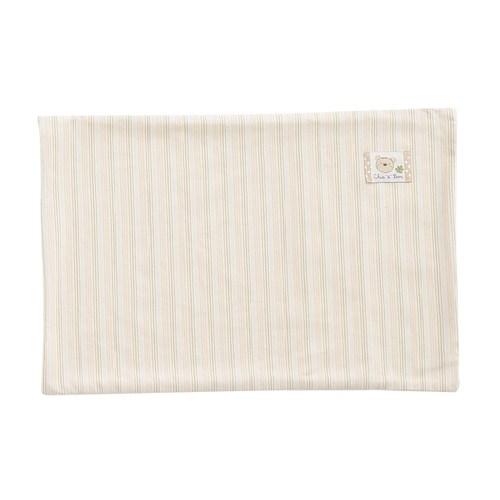 有機棉乳膠平枕(附布套)