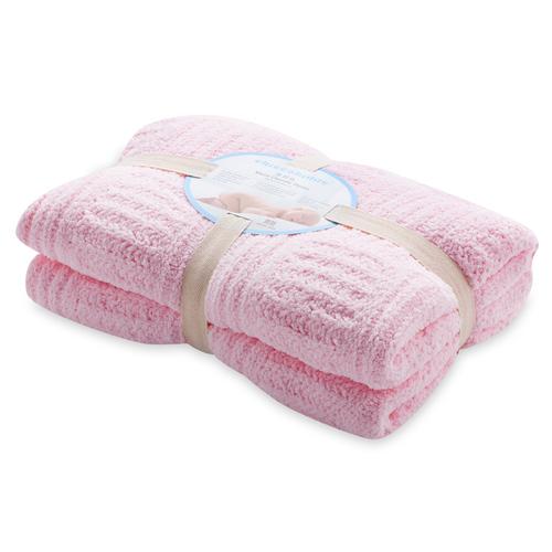 立體格紋柔舒毯