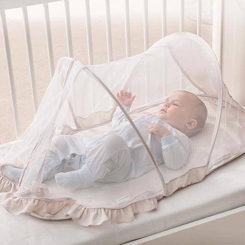 立體透氣防蚊睡墊