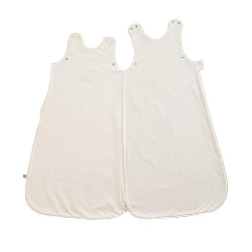 有機棉兩用防踢睡袍