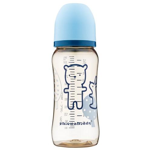 【寬口徑】輕量實感PPSU奶瓶_360ML