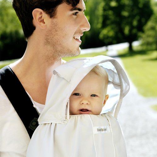 抱嬰袋專用遮陽罩
