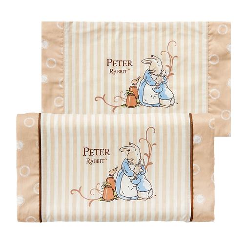優雅比得兔乳膠健康枕(附枕套)