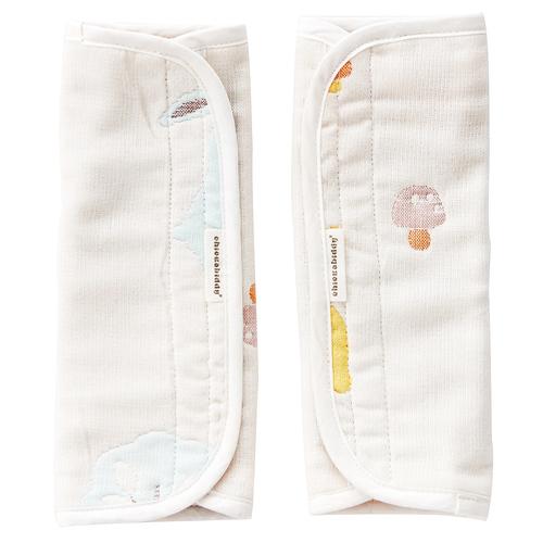 快樂森林六層紗揹巾口水巾組