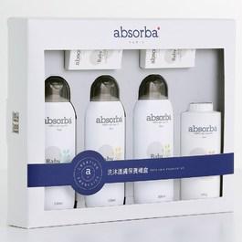 洗沐護膚保養禮盒