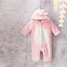 俏皮貓舖棉兔裝