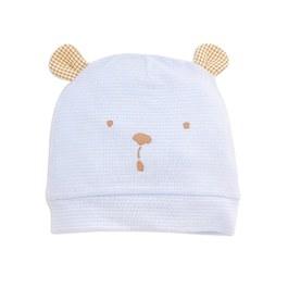 自然風熊臉造型帽