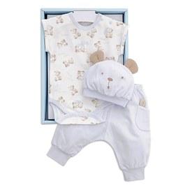 蹦蹦熊套裝禮盒