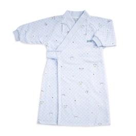 躲貓貓夾層和服(三段天絲棉布)