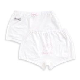 長效抗菌銀離子纖維女平口褲