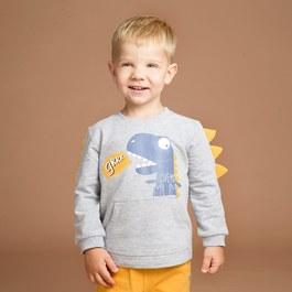 小恐龍造型T恤