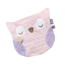 豆趣標籤造型安撫巾