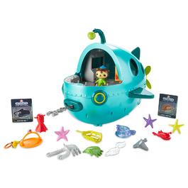 費雪海底小縱隊-超級燈籠魚艇