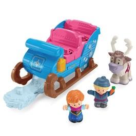 費雪冰雪奇緣雪橇組