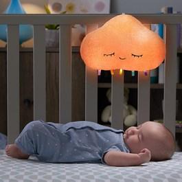 費雪安撫瞌睡雲朵