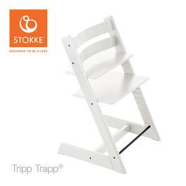 Tripp Trapp® 成長椅-純白色
