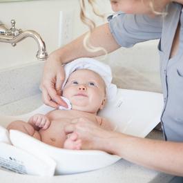 折疊式軟墊浴盆