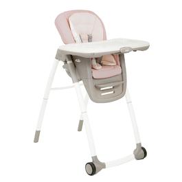 multiply 6in1成長型多用途餐椅-粉紅