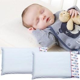 Cleva Foam® 護頭型嬰兒枕+枕套*2