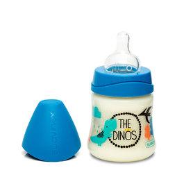 寬口型貴族奶瓶150ml-恐龍叢林系列