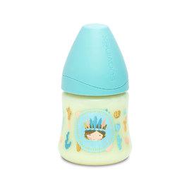 寬口型貴族奶瓶150ml-印地安系列