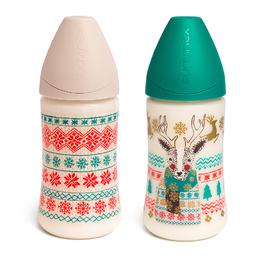 聖誕限量版-寬口奶瓶270ML
