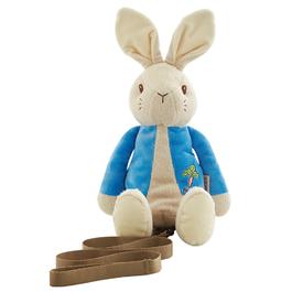比得兔造型防走失玩偶背包