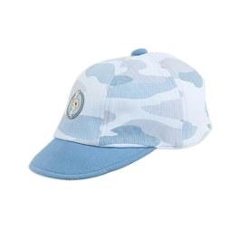 迷彩兔東京帽